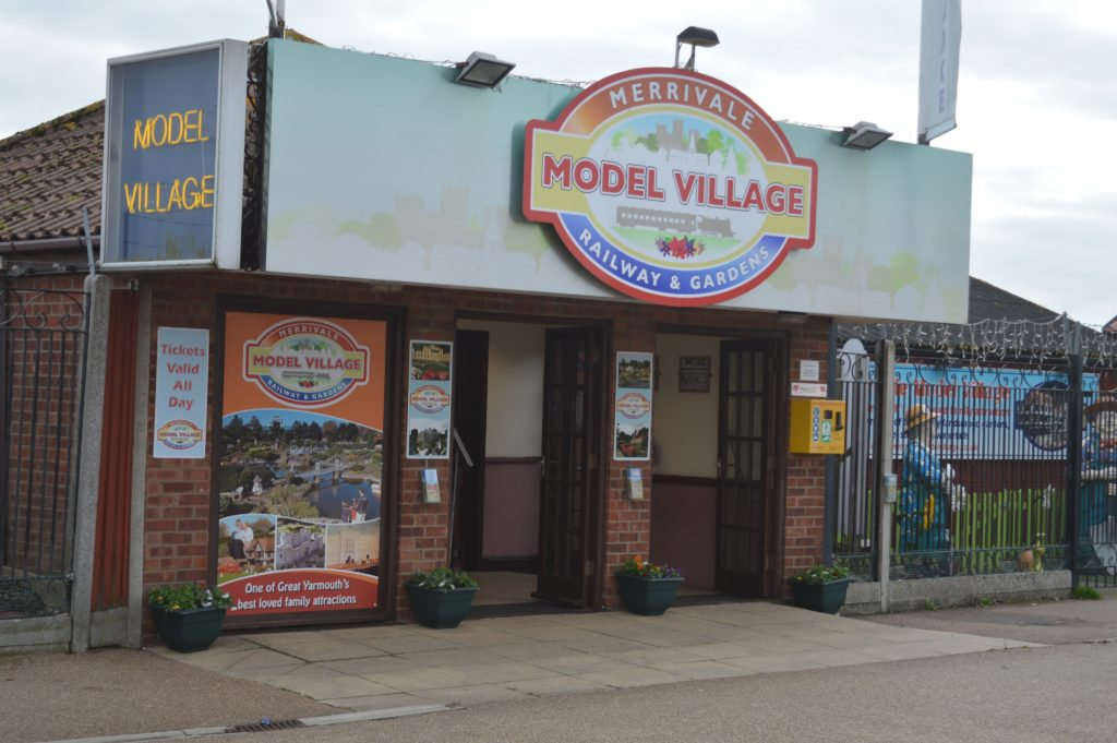 Things To Do In Great Yarmouth - Merrivale Model Village