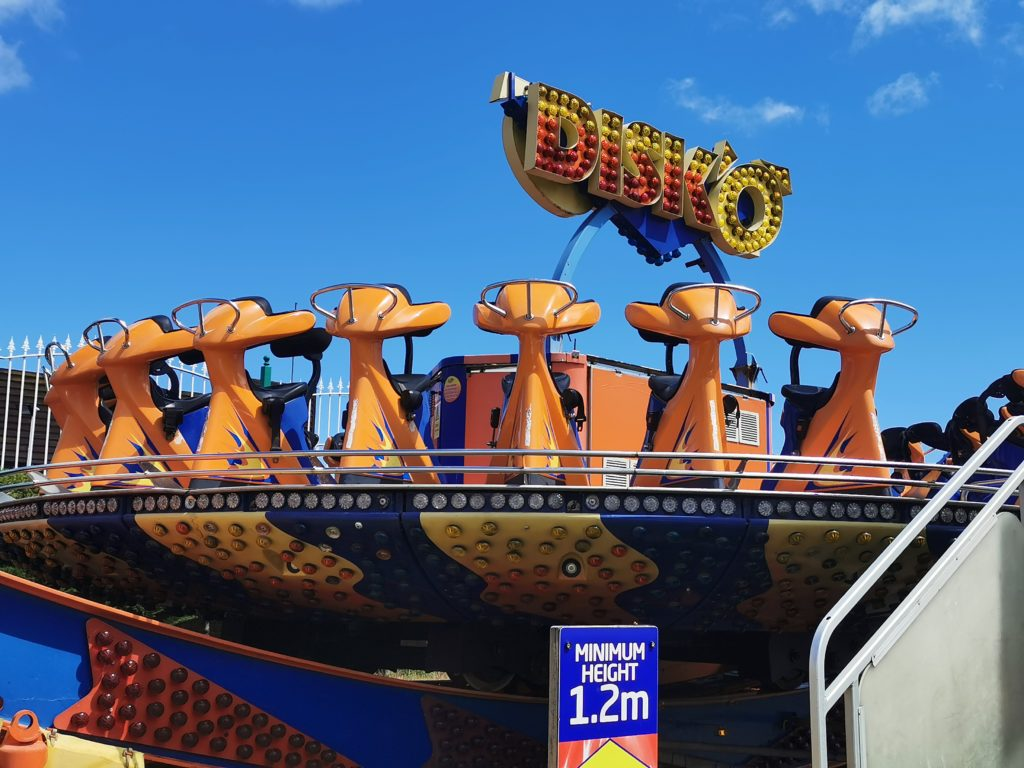 Pleasure Beach Great Yarmouth Disko