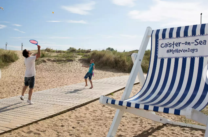 Great Yarmouth Holiday Parks - Caister-on-sea